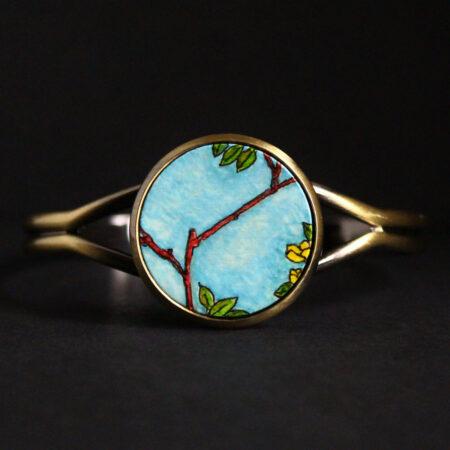Bracelet «oh ! ciel» pièce unique