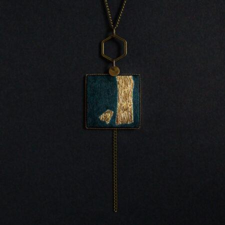 Collier » Ariane» carré